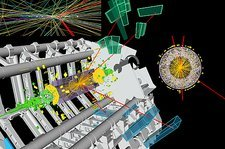Higgs boson research, ATLAS detector