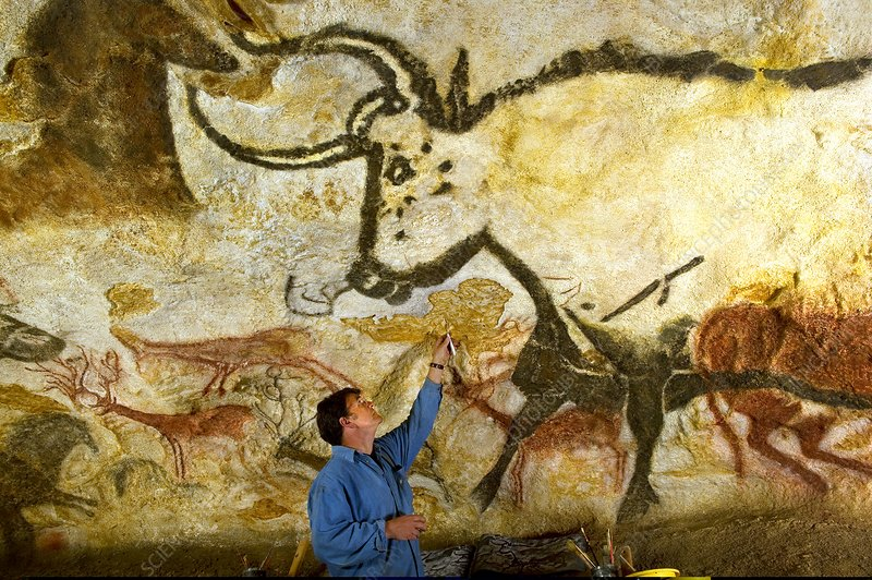 Image result for lascaux paintings