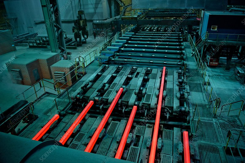 Electrometallurgy factory