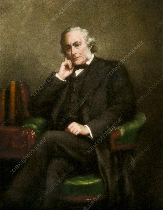 Joseph Lister, British surgeon