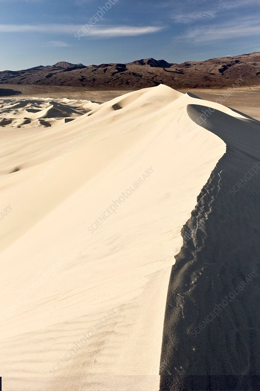 Eureka Valley Sand Dunes, USA