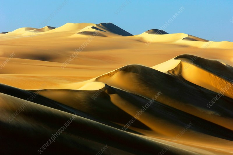 Great Sand Sea, Egyptian Sahara
