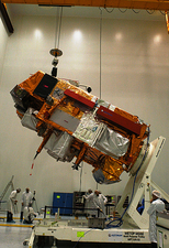 MetOp-B weather satellite