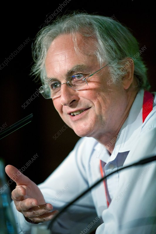 Richard Dawkins, British biologist