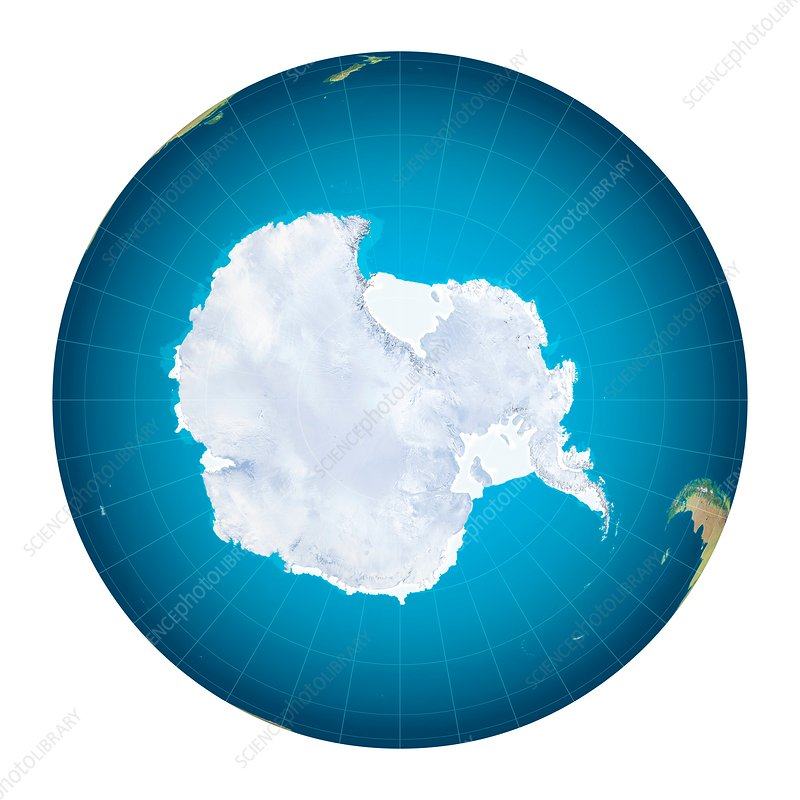 Antarctica, artwork