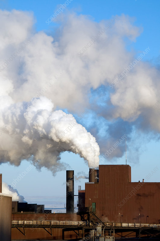 Pollution from Taconite Processing