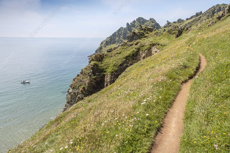 Coastal path, UK