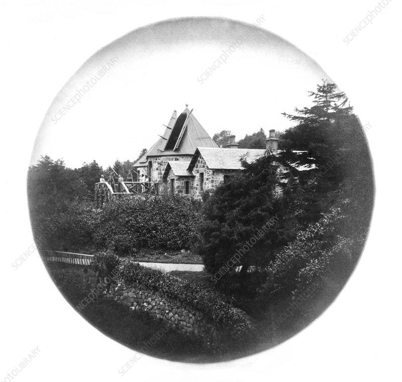 Ochtertyre Observatory