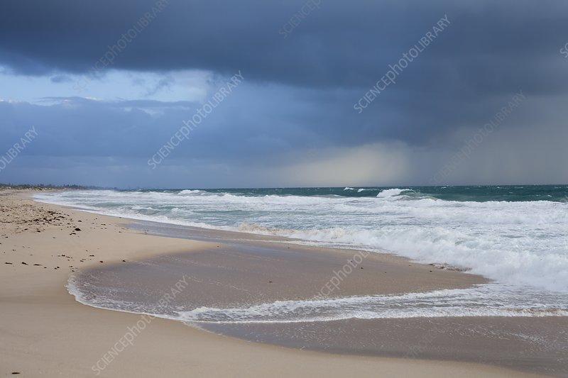 Scarborough beach, Perth Australia.