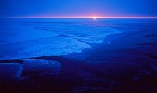 Midnight Sun, Antarctica