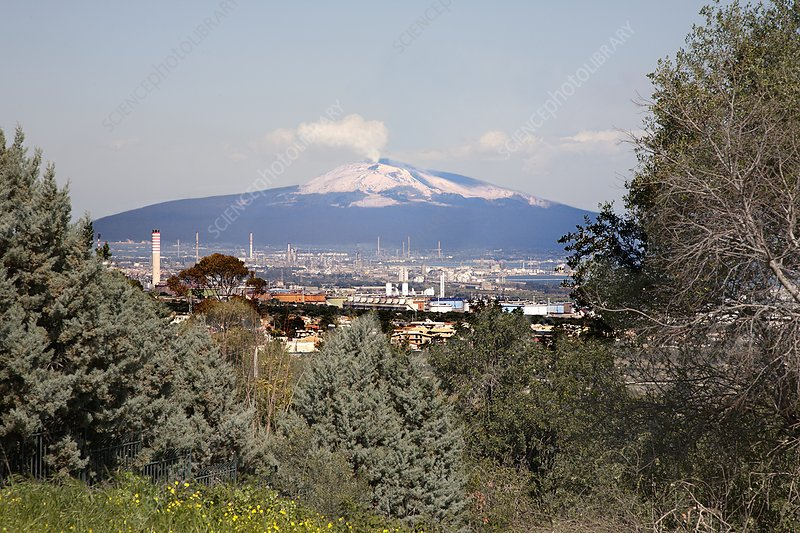 Etna and Industry