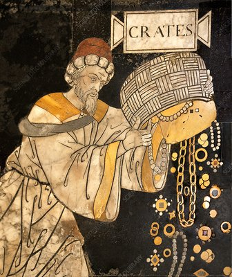 Crates of Thebes(365-c.285 BC)
