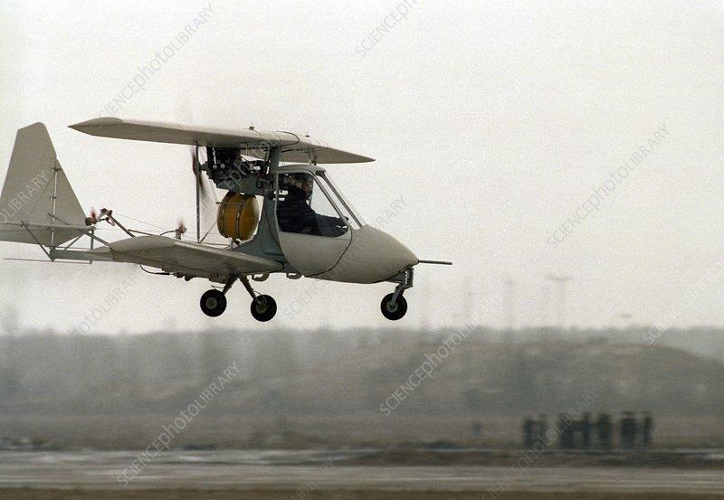 Aviatika MAI-890 ultralight