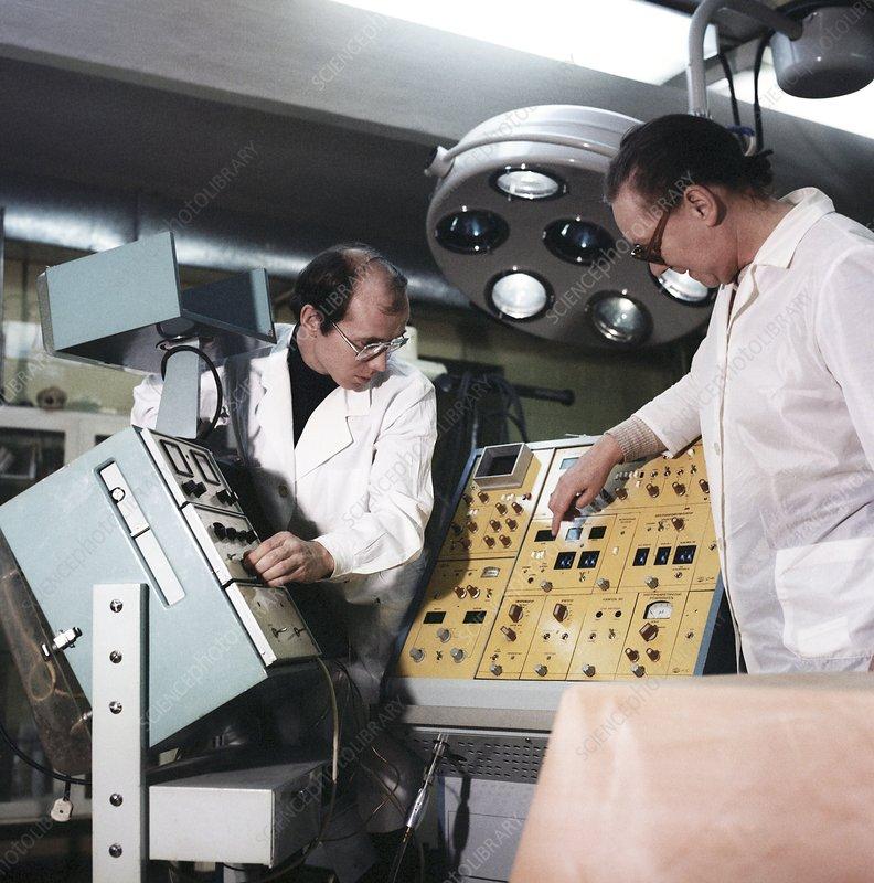 Medical prosthetics testing