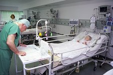 Paediatric intensive care unit