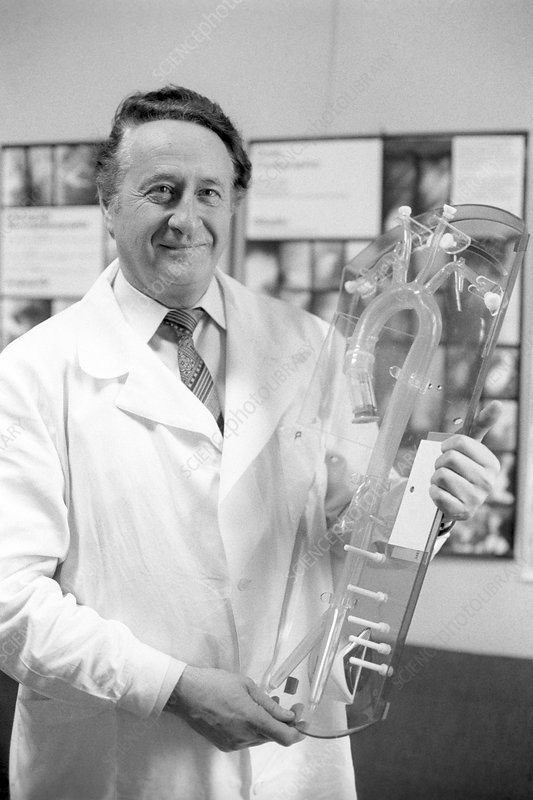 Iosef Rabkin, Russian heart surgeon