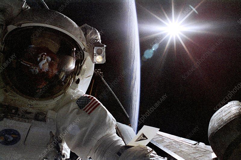 Spacewalk, Joseph R. Tanner, STS-82