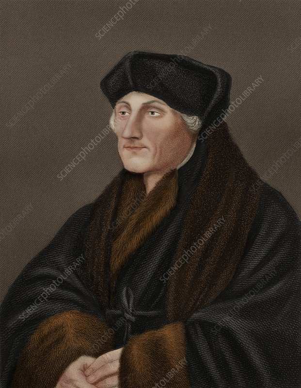Desiderius Erasmus, Dutch humanist