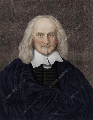 thomas hobbes views of mans identity in his work leviathan Nau-pos254-classical liberalism and conservatism  a thomas hobbes  locke could not accept this due to his belief in reason and every mans right to govern.