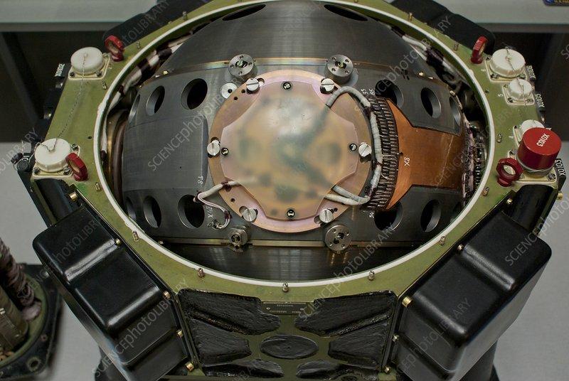 Rocket gyroscope