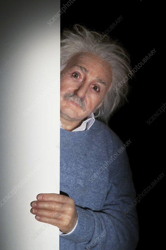 Albert Einstein, anthropological model