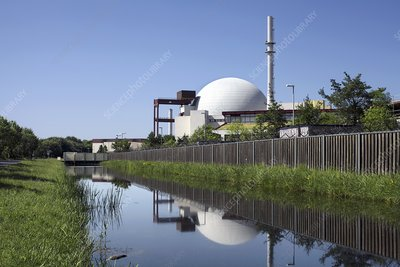 Brokdorf nuclear power station, Germany
