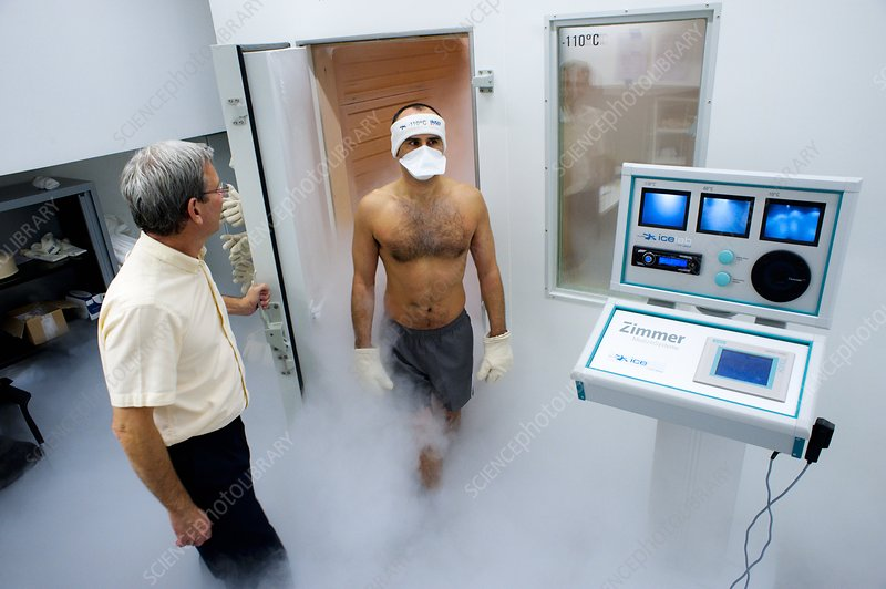 Cryotherapy research