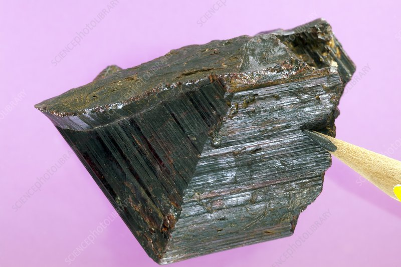 Rutile mineral