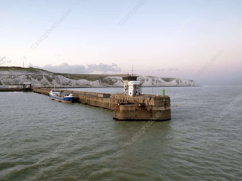 Dover Harbour, UK