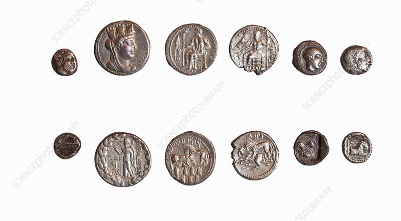 Coins from Phoenicia and Philisti