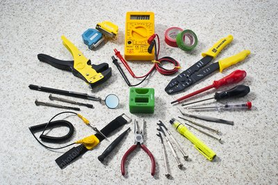 Computer maintenance toolkit