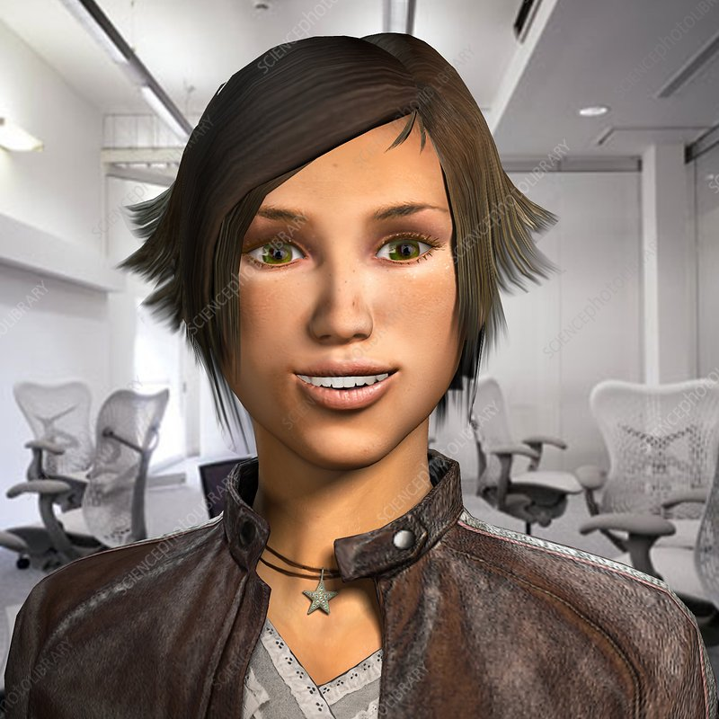3D virtual avatar construction
