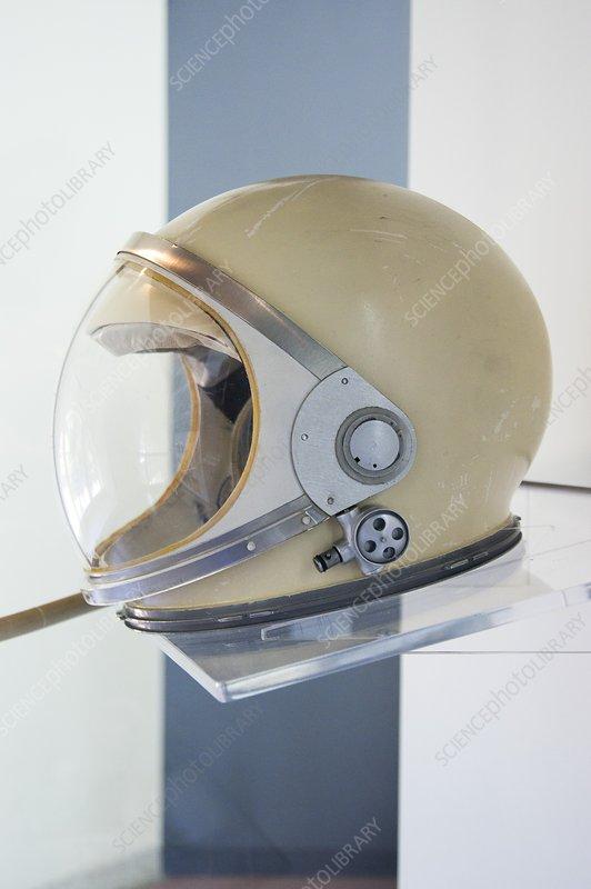 Mercury spacesuit helmet