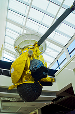 Cassini-Huygens spacecraft model