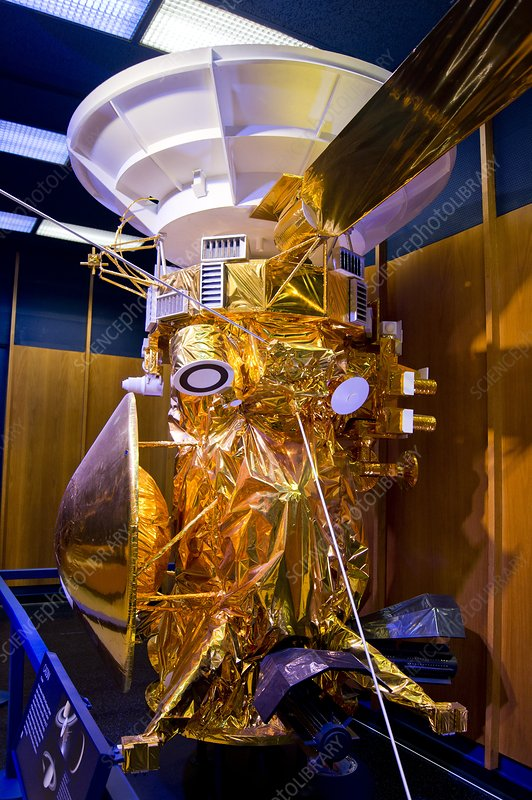 Cassini-Huygens spacecraft model