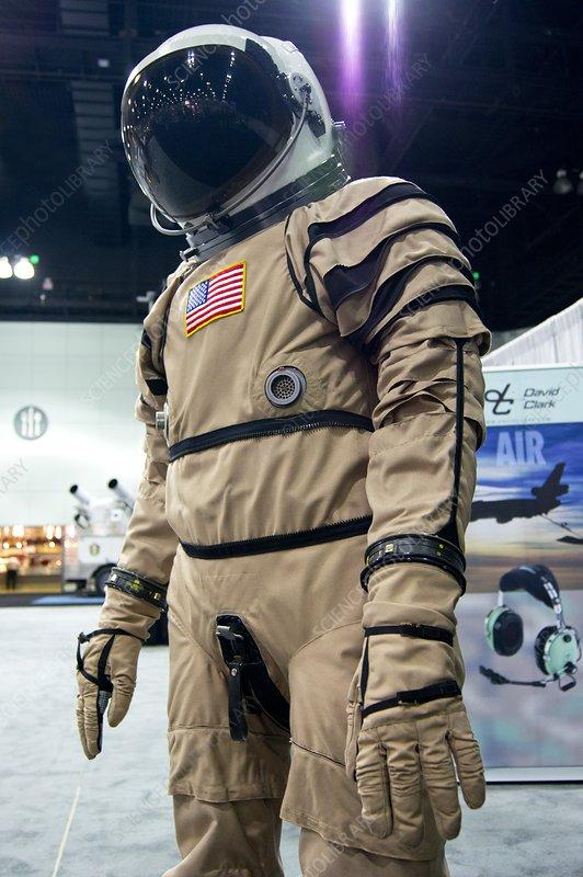 Prototype spacesuit - Stock Image C014/9297 - Science ...