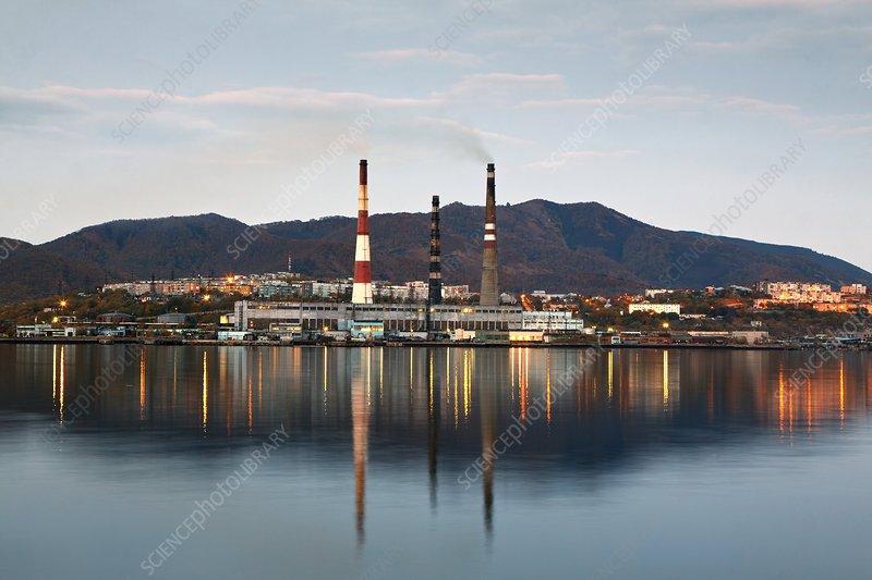 Kamchatskaya power station