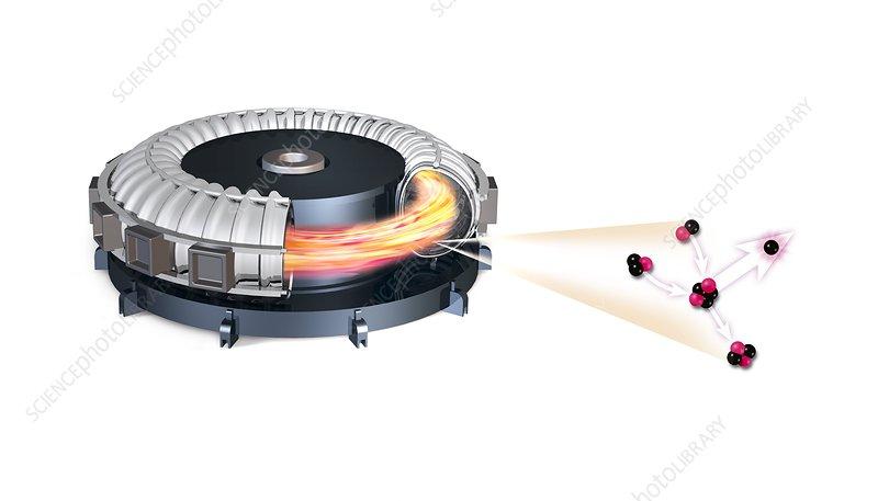 Fusion reactor, artwork