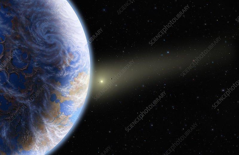 extrasolar planets like earth - photo #36