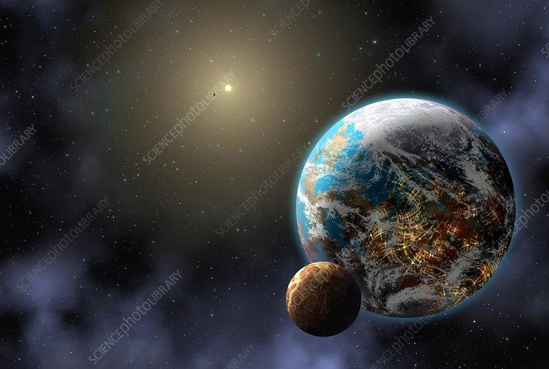 extrasolar planets like earth - photo #18