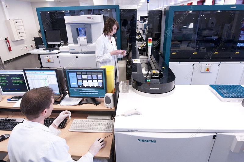 analysis laboratory