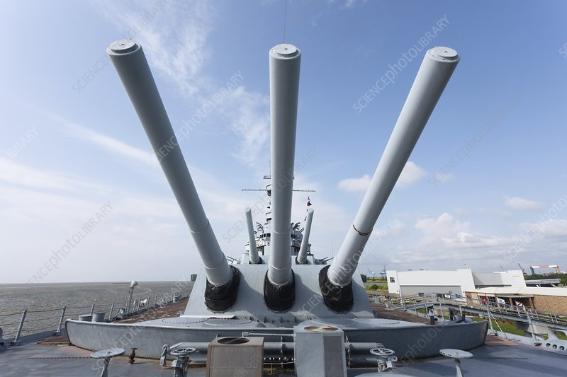 USS Alabama, World War II battleship