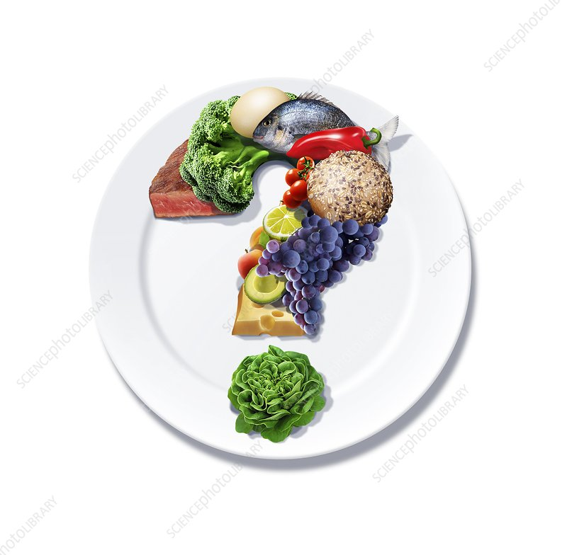 Food concerns, conceptual artwork