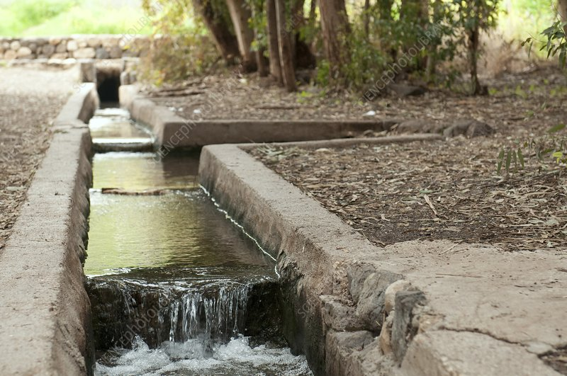 Ancient Irrigation channel