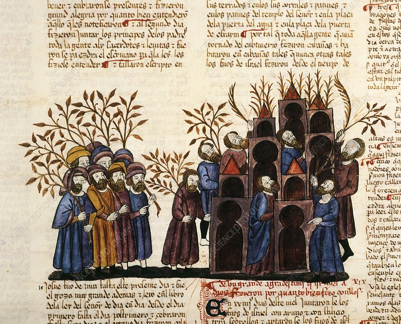 Feast of Tabernacles, 1430 artwork