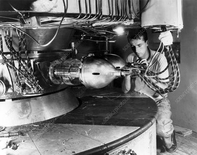 Berkeley cyclotron research, 1937