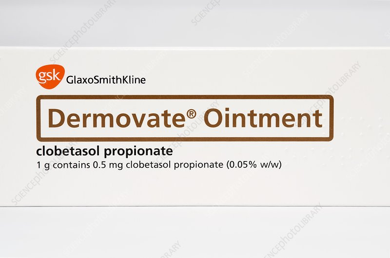 what is clobetasol propionate cream used for