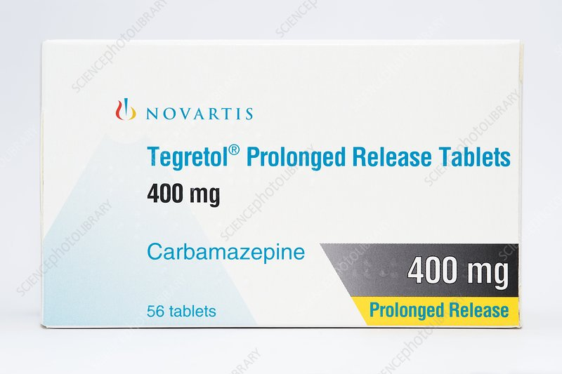 Tegretol anti-epilepsy drug