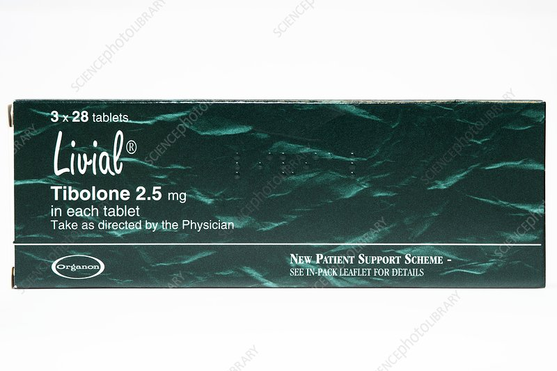 Science photo library caption tibolone hormone replacement therapy hrt