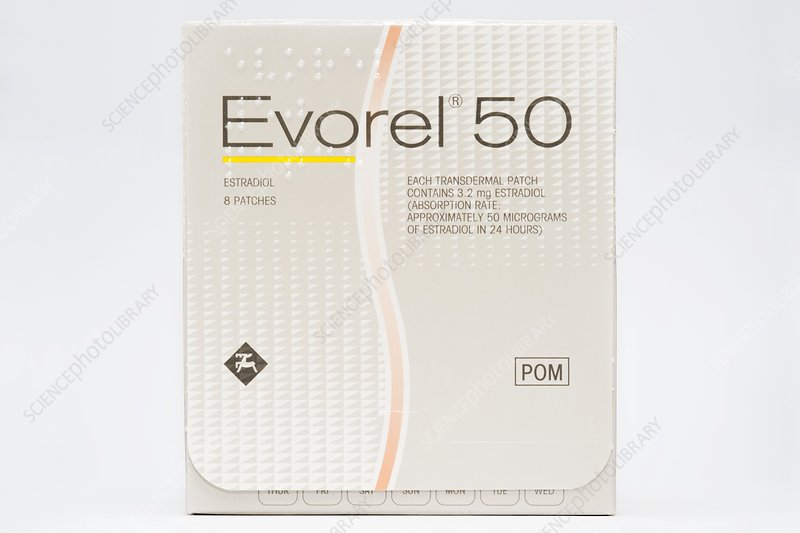 Evorel HRT patches